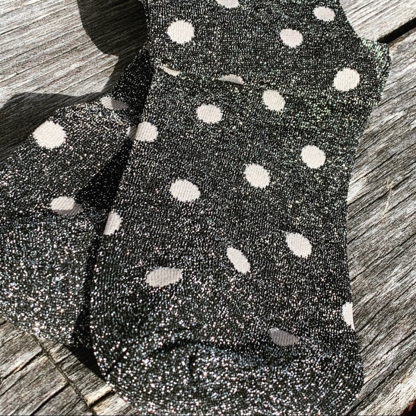 Chaussettes Disco anthracite